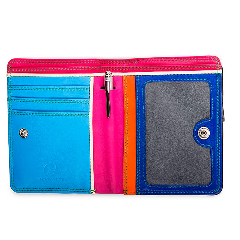 Medium Wallet w/Zip Around Purse