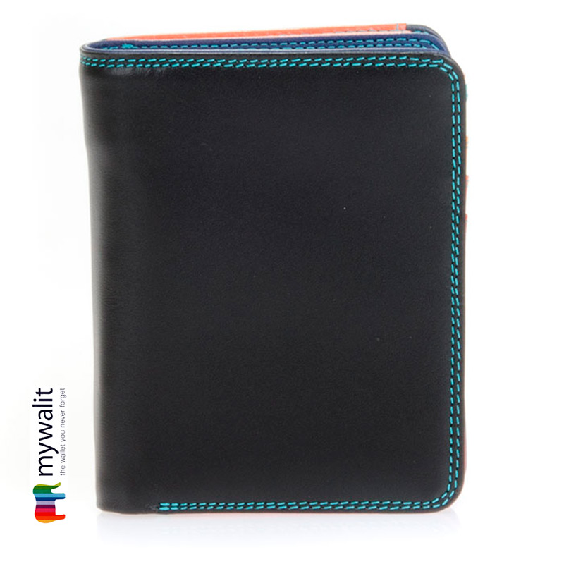 Medium Wallet w/Zip Around Purse - Mywalit